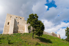 Castle in Kazimierz Dolny Royalty Free Stock Photography