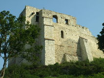 Castle in Kazimierz Dolny, Poland Stock Photography