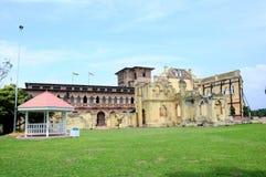 Castle Kellie, Μαλαισία Στοκ φωτογραφία με δικαίωμα ελεύθερης χρήσης