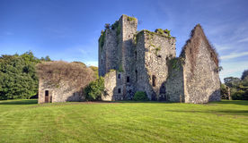 Castle kennedy. Taken in stranraer in scotland Stock Photo