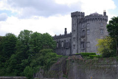 Castle Kilkenny Ireland Stock Photos