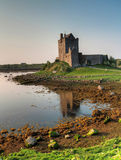 Castle in Kinvara, Ireland Royalty Free Stock Photos