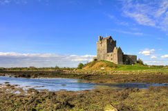 Castle in Kinvara, Ireland Royalty Free Stock Photography