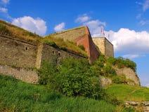 Castle Klodzko Glatz στη Σιλεσία Στοκ Εικόνα