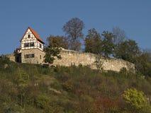Castle Königsberg in Bavaria Royalty Free Stock Photos