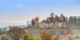 Castle of Koenigsberg Stock Photo