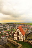 Castle Koenigsberg Stock Photo