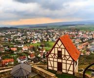 Castle Koenigsberg Stock Photography