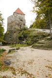 Castle kokorin Royalty Free Stock Photos