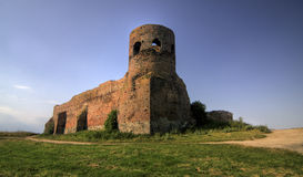 Castle in Kolo (Koło) Royalty Free Stock Photos