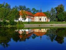 Castle Kolodeje Royalty Free Stock Photography