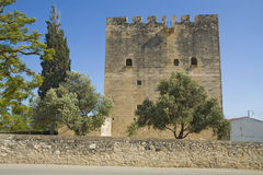 Castle of Kolossi, Cyprus Royalty Free Stock Photo