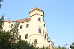 Castle Konopiste Stock Photography