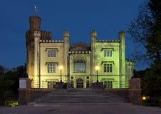 Castle in Kornik (Kórnik) Royalty Free Stock Photos