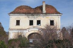 Castle  Kornis - Rakoczi - Bethlen Stock Photos