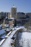 Castle Kost. Old castle Kost in Czech Republic Royalty Free Stock Image
