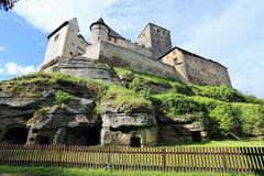 Castle Kost in Bohemian Paradise, Czech Republic Royalty Free Stock Images