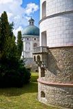 Castle in Krasiczyn Royalty Free Stock Image