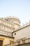 Castle Krasiczyn Royalty Free Stock Photography