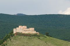 Castle Krasna Horka Royalty Free Stock Photography