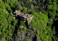 Castle Krasov Royalty Free Stock Images