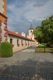 Castle Kratochvile Royalty Free Stock Image