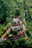 Castle Krivoklat stock photos