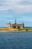Castle Kronborg Royalty Free Stock Image