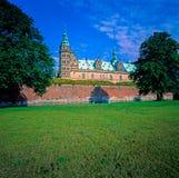 Castle Kronborg Stock Photography