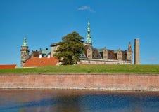 Castle of Kronborg Stock Photography