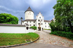 Castle Kronwinkl, Bavaria, Germany Royalty Free Stock Images