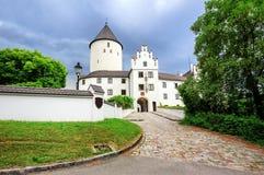 Castle Kronwinkl, Bavaria, Germany Royalty Free Stock Images