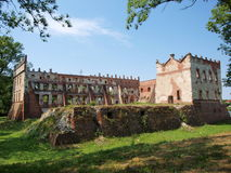 Castle in Krupe, Poland Royalty Free Stock Image