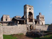 Castle of Krzyztopor, Ujazd, Poland stock photos