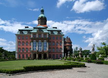 Castle Ksiaz Stock Photography
