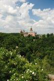 Castle Ksiaz Royalty Free Stock Photography