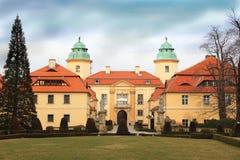 Castle Ksiaz Stock Photo