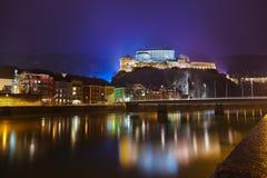 Castle Kufstein in Austria Stock Photos