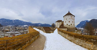 Castle Kufstein in Austria Stock Photos