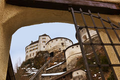 Castle Kufstein in Austria Stock Photography