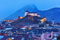 Castle Kufstein in Austria Royalty Free Stock Photography