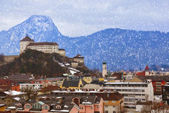 Castle Kufstein in Austria Royalty Free Stock Images
