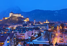 Castle Kufstein in Austria Royalty Free Stock Photos