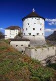 Castle in Kufstein Stock Photos