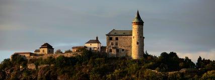 Castle Kuneticka hora Royalty Free Stock Image