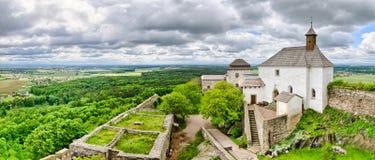 Castle Kuneticka Hora, Czech Republic Royalty Free Stock Image