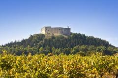 Castle of Kyllini at Peloponnese, Greece. Castle of Kyllini at Peloponnese,  south Greece Royalty Free Stock Photo