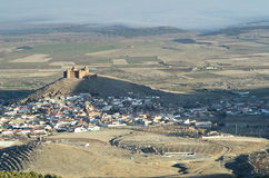 Castle of La Calahorra, Granada province, Spain Royalty Free Stock Photo