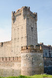 Castle of La Mota Stock Photos