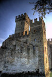 Castle on the lake Royalty Free Stock Photography